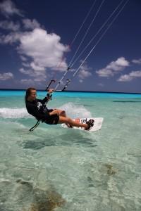 Kiting Bonaire